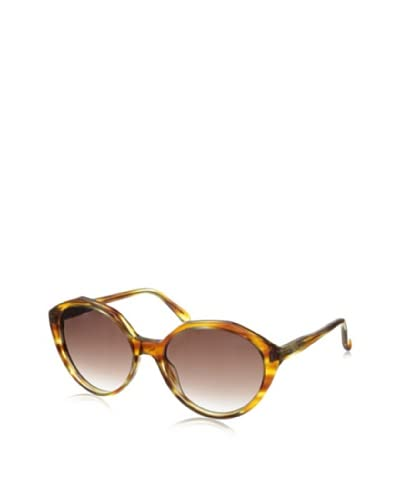 Giorgio Armani Women's GA 961/S Sunglasses, Light Havana