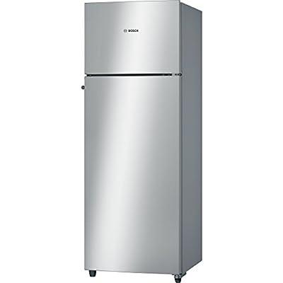 Bosch KDN30VS20I Frost-free Double-door Refrigerator (288 Ltrs, 2 Star Rating, Silver)