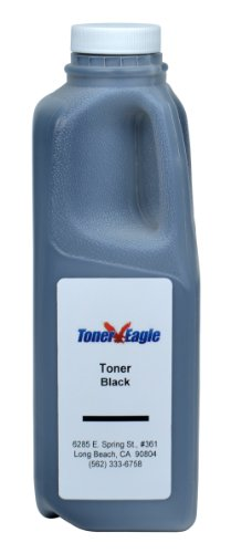 Lexmark 501X MS410 MS510 MS610 50F1X00 Toner Refill Kit with Chip. 290gr. 10K Pages. By Toner Eagle