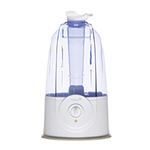 Safety 1st Ultrasonic 360 Humidifier, Blue
