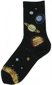 Solar System Socks