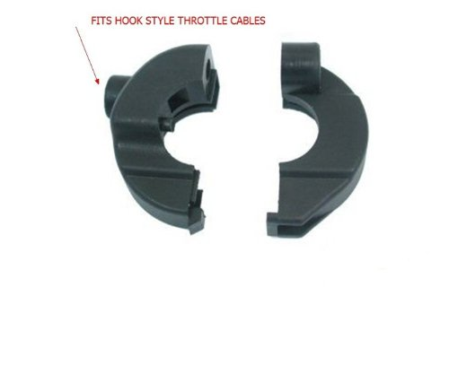 Throttle Cable Housing For Chinese Made Scooters Trikes Moped Schwinn Roketa Etc