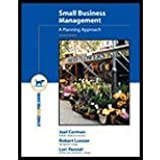 Small Business Management: A Planning Approach, Second Edition