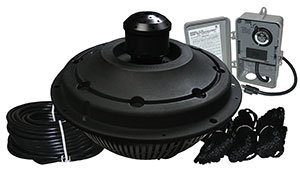 Kasco X-Stream Pond Fountain - 1/2 Hp, 50-Ft. Cord, Model# 2400Sf050 [Misc.]