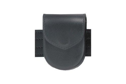 Safariland Duty Gear Hidden Snap Flap Top Handcuff Case (High Gloss Black)