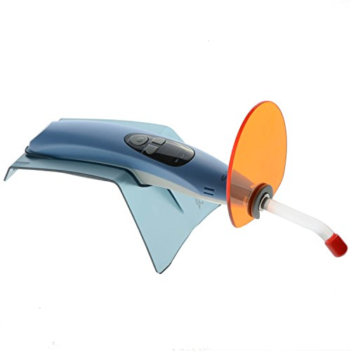2014 Brand New Dental Wireless/Cordless Woodpecker Style Led-D Curing Light Lamp 1400Mw