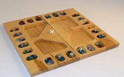 4 Player Mancala with 16 1/2