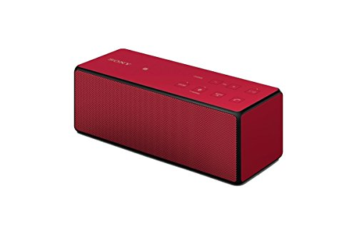 цена на [TERNS]Sony Bluetooth-enabled speakers (Red) SRS-X3 RC[Japan Import]