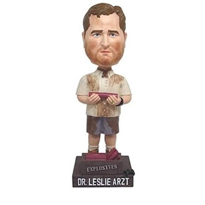 Bif Bang Pow! - Lost Bobble-Head Dr. Leslie Arzt 18 cm