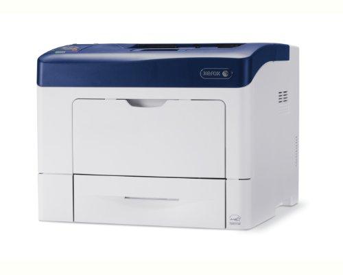 Xerox 3610V DN Phaser Stampante Duplex, Adobe PS3, Network, Grigio/Blu
