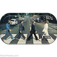 The Beatles Abbey Road Magnetic Mini Tin Sign - 1