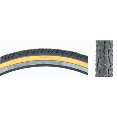 Sunlite Hybrid Nimbus Tire, 26 x 1-3/8 Black Tread / Gum Wall