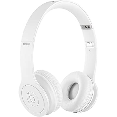 Beats Solo 2.0 HD White Drenched in Color On-Ear Headphones