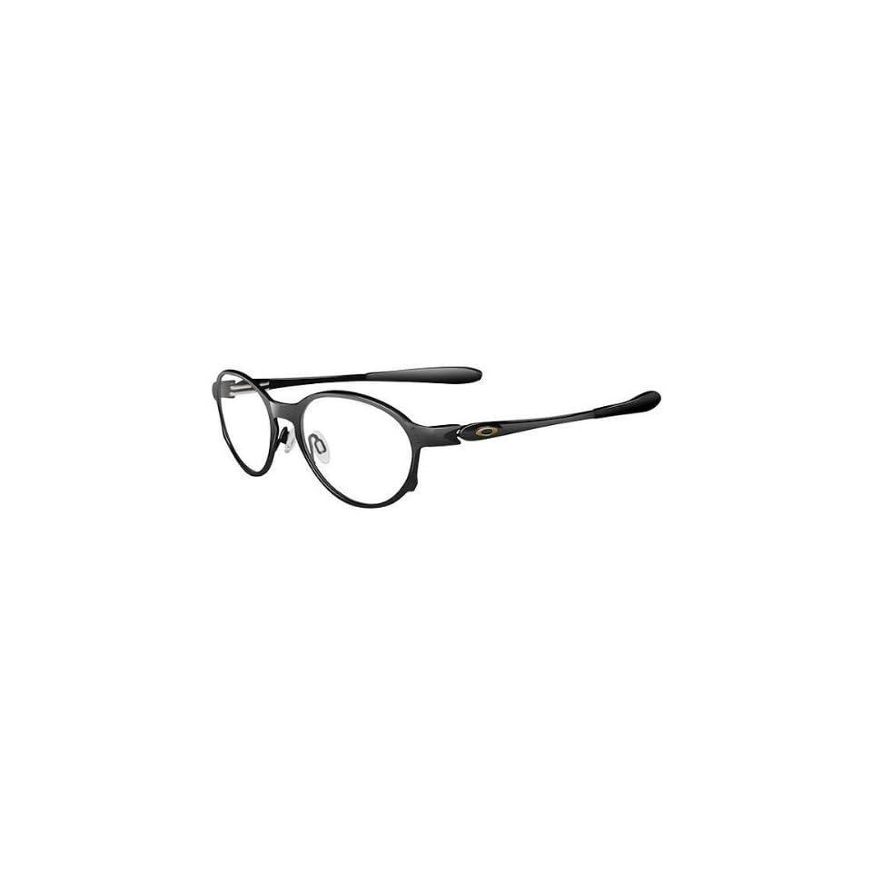 cb7e93fdee Oakley Overlord Mens Active Optical RX Frame Satin Black   Size 51 ...