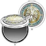 Disney Sephora Collection Cinderella Stroke of Midnight Compact Mirror
