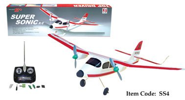 Buy RC Airplane Super Sonic