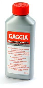 Gaggia Decalcifier Descaler Solution