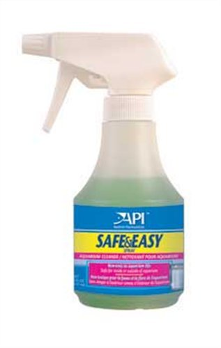 API Safe and Easy Aquarium Spray 8-OunceB001D72EXU