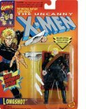 Year 1993 The Original Mutant Super Heroes The Uncanny X-Men 5 Inch Tall Acti... - 1