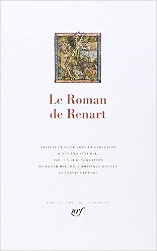 [Pléiade] Le Roman de Renart