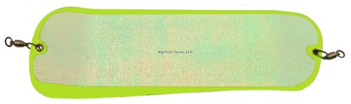 Pro-Troll Fishing Products HotChip 11 Flasher with EChip (Glow Chartreuse, 11-Inch) (Hot Spot Flasher compare prices)