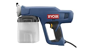 Ryobi Power Electric Paint Sprayer Kit SSP050