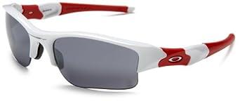 Oakley Mens Flak Jacket St. Louis Cardinals Sunglasses by Oakley