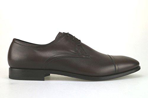 scarpe uomo FABI classiche marrone pelle AK925 (45 EU)