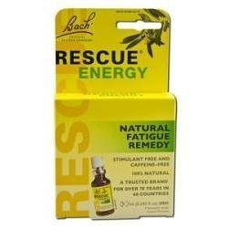 Bach Flower Essences Rescue Remedy Energy 7 ml liquid