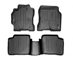 img View detail Weathertech 441281-440972 Front and Rear Floorliners from amazon.com