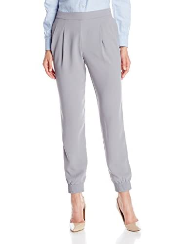 Calvin Klein Women's Pull-On Tapered Pant