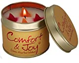 Lily Flame Comfort & Joy Scented Candle