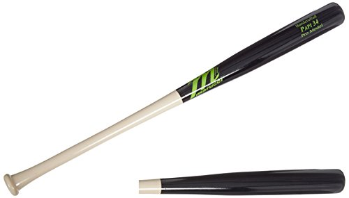 Marucci PAPI34 Pro Model Maple Wood Baseball Bat