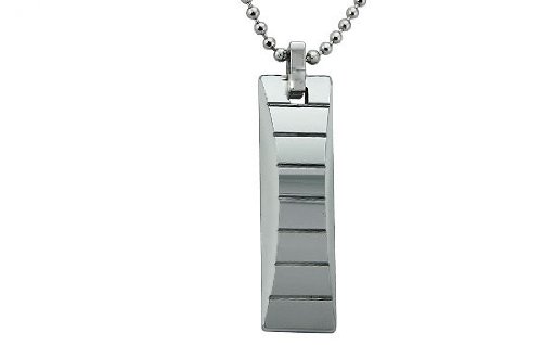 Tungsten Carbide Pendant w/ 22