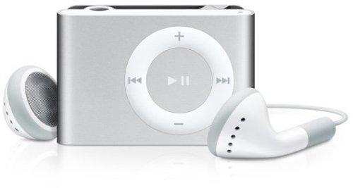 Apple iPod shuffle 1GB シルバー MB225J/A