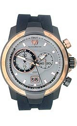 TechnoMarine UF6 45mm Chrono Grey Dial Men's Watch #612004