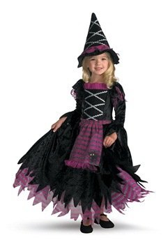 Fairy Tale Witch toddler Costume Size 2T