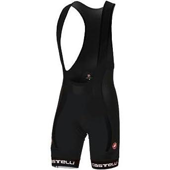 Castelli men bike shorts with straps Velocissimo Due Mens bike shorts with straps... by Castelli