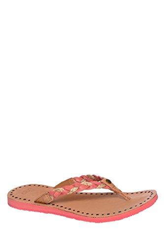 W Navie Casual Flip Flop Sandal