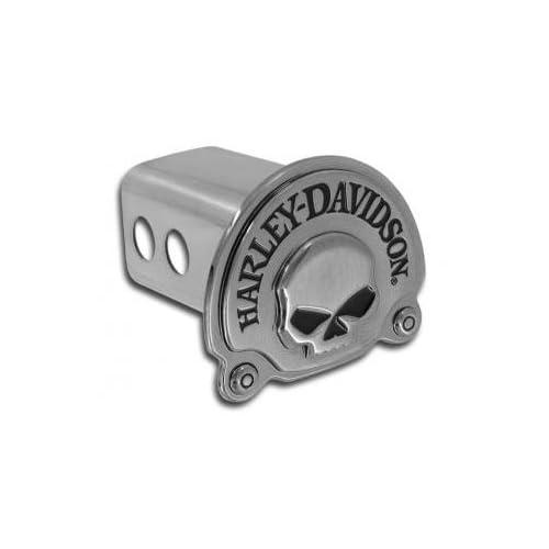 Harley Davidson Skull 3D Hitch Cover