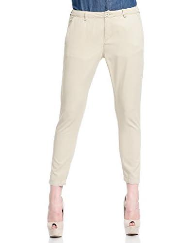 MELTIN'POT Pantalón Leslie Beige W30