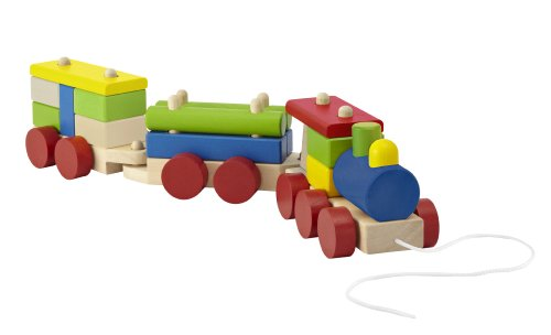 Wonderworld Stacking Train