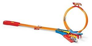 Hot Wheels Loop and Drift Track Set