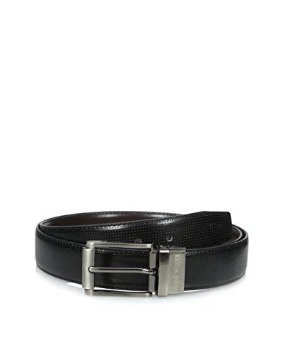 Steve Madden Men's 35Mm Perforated Belt