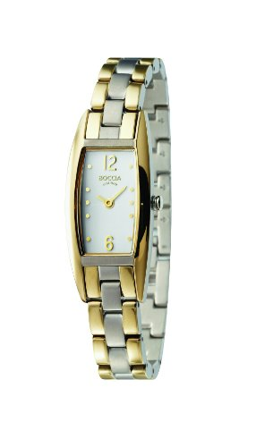 Boccia Ladies Titanium Bracelet Watch B3166-02