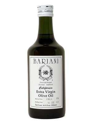 Bariani Extra Virgin Olive Oil (Case of 6- 33.8oz Bottles) (Bariani Olive Oil compare prices)