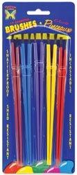 Monstrose Colors Craft Brush Set 10/Pkg MB10; 12 Items/Order