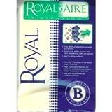 Genuine Royal Metal Upright Type B Vacuum Bags 3-671075-001