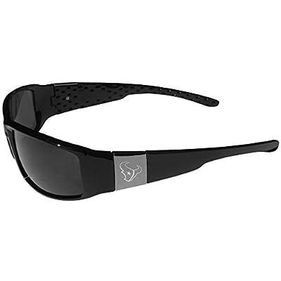 Houston Texans Chrome Wrap Sunglasses