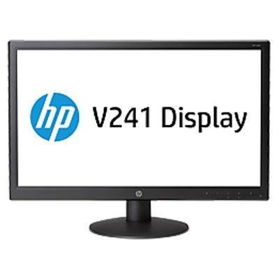 "Brand New Hp Business V241 23.6"" Led Lcd Monitor - 16:9 - 5 Ms"